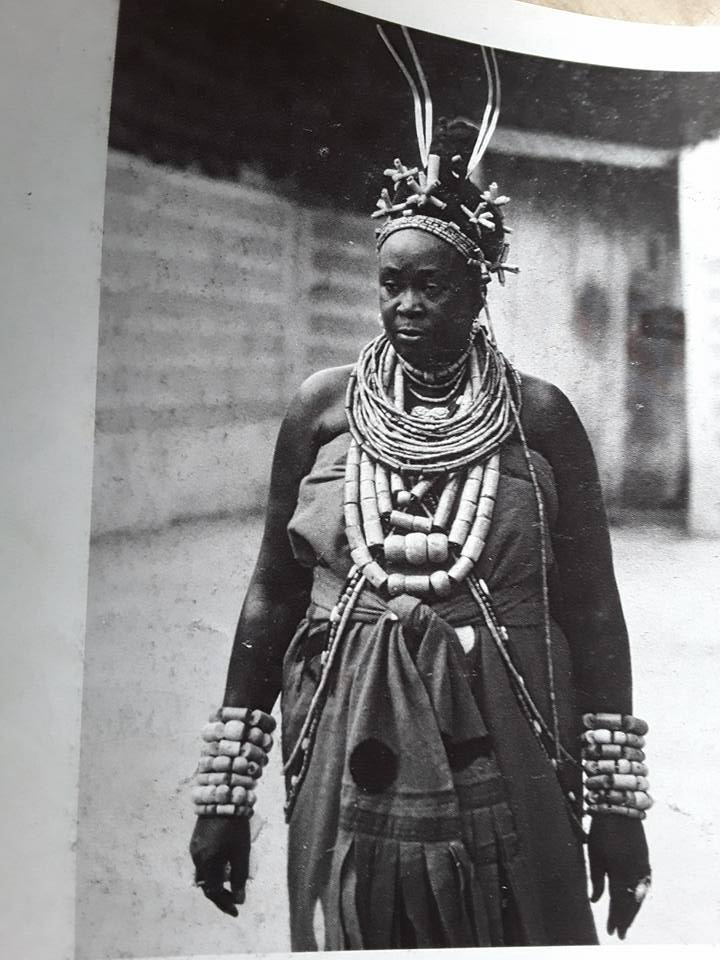 Okuku Hairdo (Benin Women's Traditional Hairstyle)